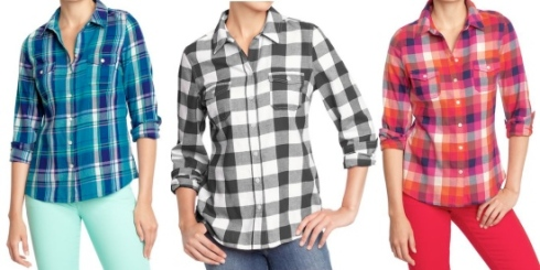 Old-Navy-Flannel-Shirts